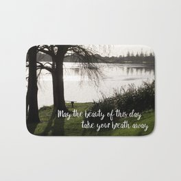 Beauty of this day Bath Mat