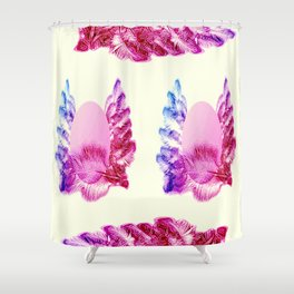 Native American Indian Pattern Shower Curtain
