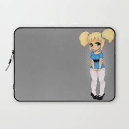 The Joy and the Laughter Laptop Sleeve