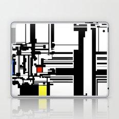 Mondrian inspired design  Laptop & iPad Skin