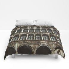 Facade on Piazza San Marco Comforters