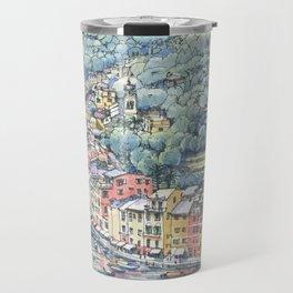 Portofino dal mare Travel Mug