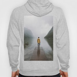 Mountain Lake Vibes - Landscape Photography Hoody