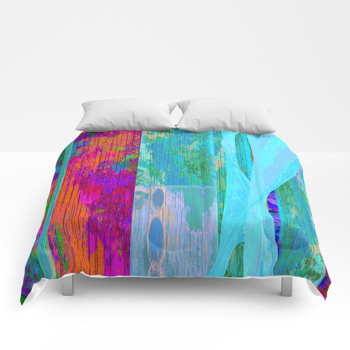 Well Strung Comforters