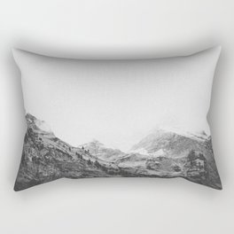 THE MOUNTAINS IV / Bavarian Alps Rectangular Pillow