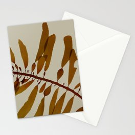 medium kelp Stationery Cards