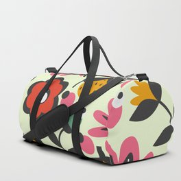 Floral sweetness Duffle Bag