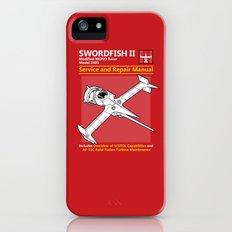 Swordfish Service and Repair Manual iPhone (5, 5s) Slim Case