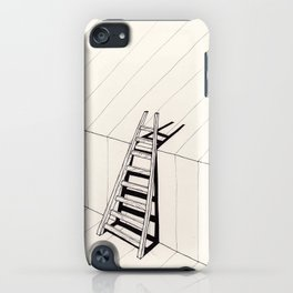 there's no way out of here iPhone Case