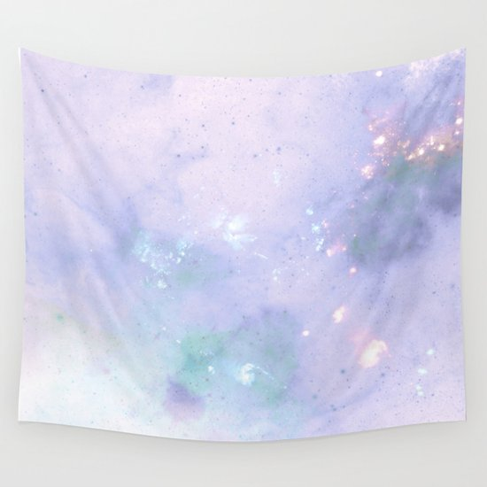 The Colors Of The Galaxy 2 Wall Tapestry