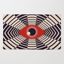 The All Gawking Eye Rug