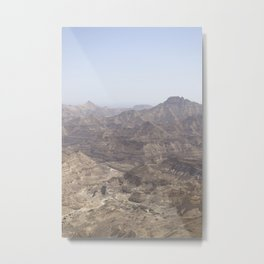 Dhofari Coast, Oman Metal Print