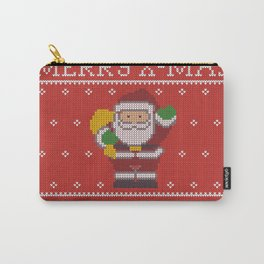 Merry Christmas from Santa Claus, ho-ho-ho! Carry-All Pouch