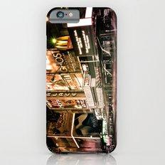 Lights on Broadway iPhone 6s Slim Case