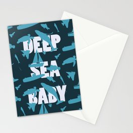 Deep Sea BaBy Stationery Cards