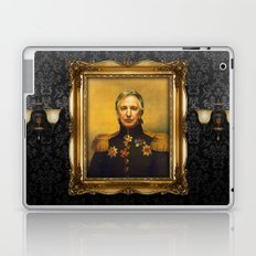 Alan Rickman - replaceface Laptop & iPad Skin