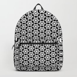 Amy Black and White 2 Backpack