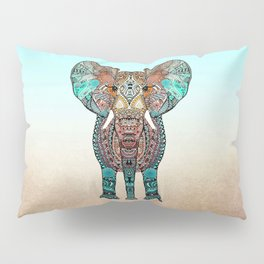 BOHO SUMMER ELEPHANT Pillow Sham
