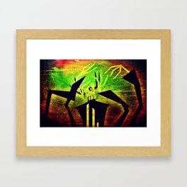 We Are free, Issac Framed Art Print