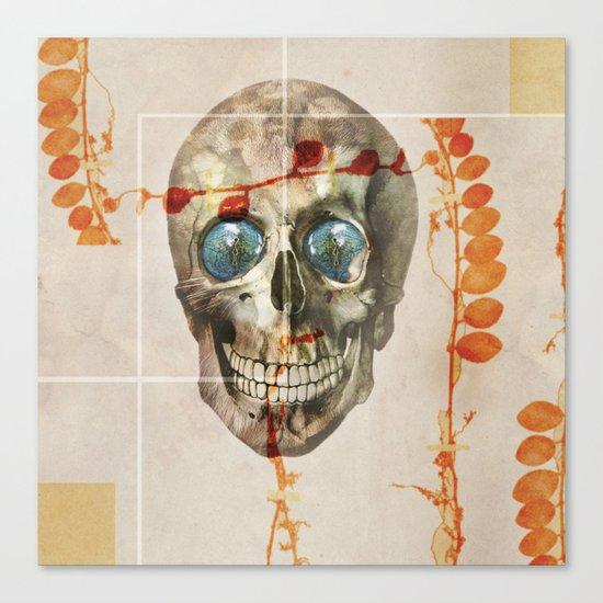 skull#04 Canvas Print