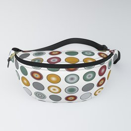 Circles Too Fanny Pack