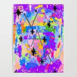 VAR Bright Poster