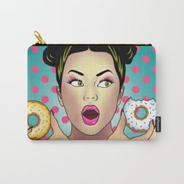 sweet portrait Carry-All Pouch