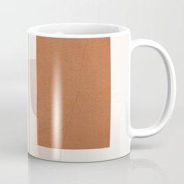 Minimal Shapes No.43 Coffee Mug