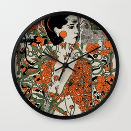 Daughter Wall Clock