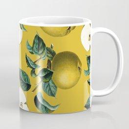 Vintage Fruit Pattern III Coffee Mug