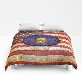 Vermont. Comforters