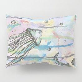 Octo Jelly Chaos Pillow Sham