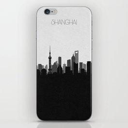 City Skylines: Shanghai iPhone Skin