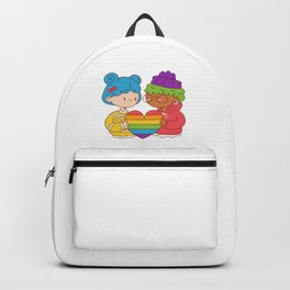 Girls in love Backpack
