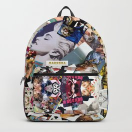 Madonna Albums. Backpack