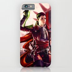Dragon Age Inquisition - Cleo the human rogue iPhone 6s Slim Case