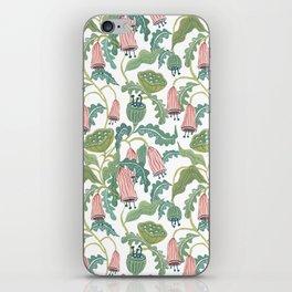 Folk Florals iPhone Skin