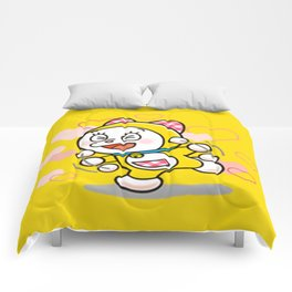 Dorami Love Comforters