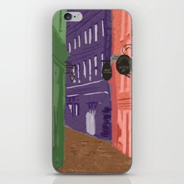 Whitby Colours iPhone Skin