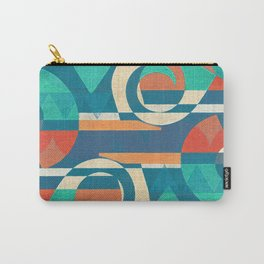 Mountains and Waves Carry-All Pouch