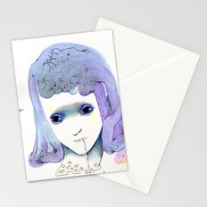 HOW BIG HOW BLUE Stationery Cards