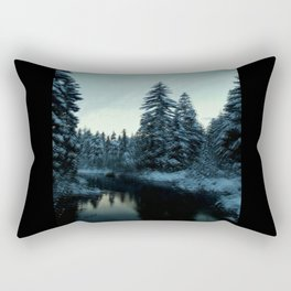 Link Creek Rectangular Pillow
