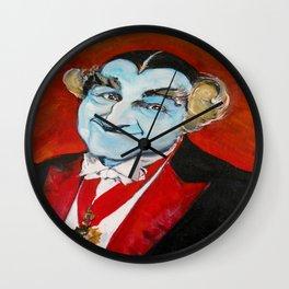 The Munsters Grandpa Munster Wall Clock