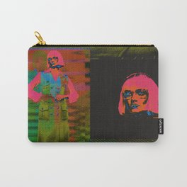 Digital Versicolor Carry-All Pouch