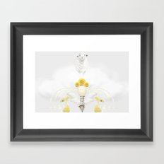 Lesser Framed Art Print
