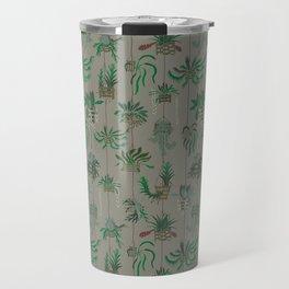 Vanda Basket Plants Ancient Blooms Travel Mug