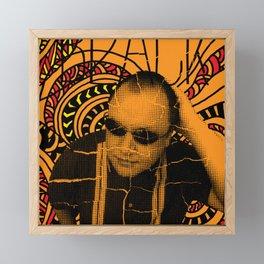 Black Francis, where is my mind? Framed Mini Art Print