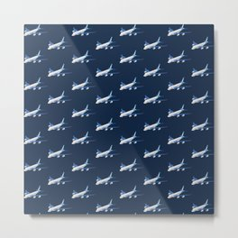 aeronautic 1 Metal Print