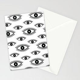 Opened Eye Stationery Cards