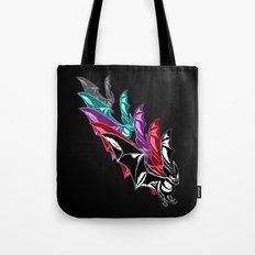 Bat Attack! RMX Tote Bag